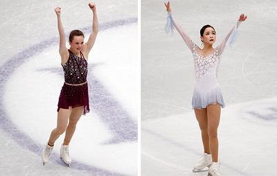 Международный союз конькобежцев призвал Белл и Лим Ён Су к мирному разрешению конфликта