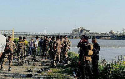 Число жертв крушения парома в Ираке достигло 71