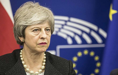 Мэй заявила, что не согласна с идеей отмены Brexit