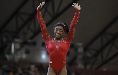 Американская гимнастка Байлз заявила, что Олимпиада-2020 станет последней в ее карьере