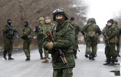 В ЛНР сообщили об обстреле украинскими силовиками района Золотого