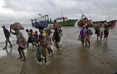 """Число жертв циклона """"Идай"""" в Мозамбике выросло до 446"""