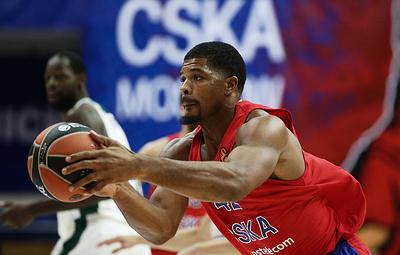 Баскетболист ЦСКА Хайнс забыл об инциденте с Понкрашовым и готовится к плей-офф Евролиги