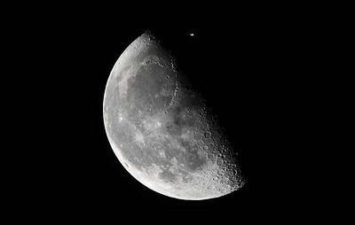 Роскосмос намерен участвовать в лунной коалиции только на равных с США