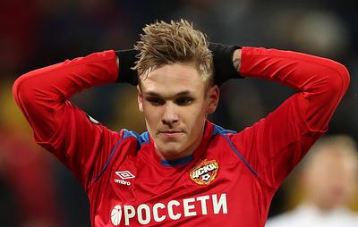 Футболист ЦСКА Сигурдссон признан лучшим игроком 22-го тура Российской премьер-лиги
