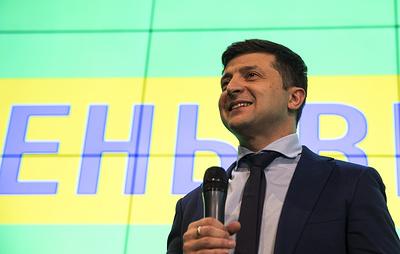"""СМИ: Зеленский намерен за три месяца провести """"аудит государства"""" в случае победы"""