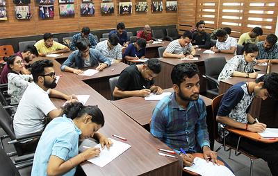 """Около 70 человек написали в Нью-Дели """"тотальный диктант"""" по русскому языку"""