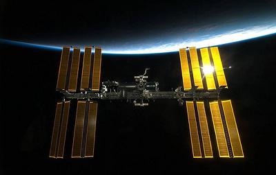Ученые предложили вооружить МКС лазером для борьбы с космическим мусором