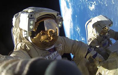 В России планируют разработать новый модульный скафандр для космонавтов