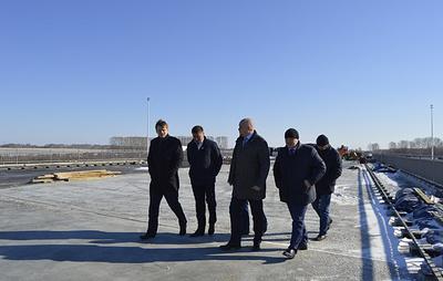 Первую в Сибири скоростную трассу достроят в Кузбассе к середине августа 2019 года