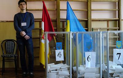 История вторых туров на выборах президента Украины