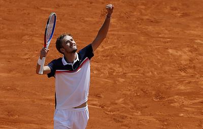 Медведев обыграл Джоковича и вышел в полуфинал турнира ATP в Монте-Карло