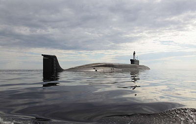 """Источник: в России могут построить атомные подлодки нового проекта """"Борей-К"""""""