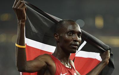 Олимпийский чемпион бегун Кипроп дисквалифицирован на четыре года за допинг