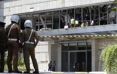 Reuters: седьмой взрыв прогремел рядом со столицей Шри-Ланки