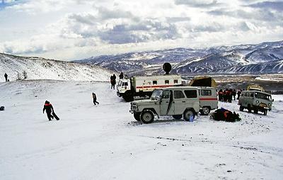 Хронология случаев гибели участников туристических групп в России