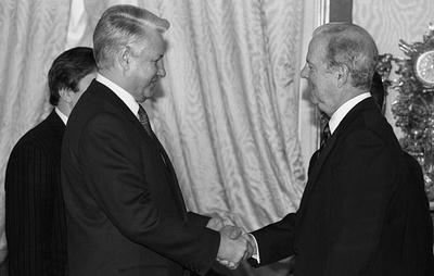 История первых визитов госсекретарей США в Россию