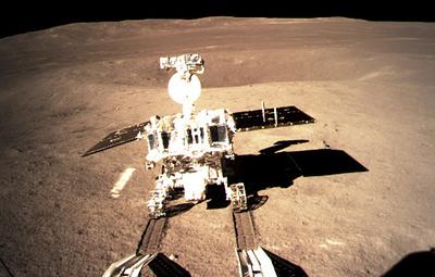Китайский космический аппарат получил первые данные по составу лунной мантии