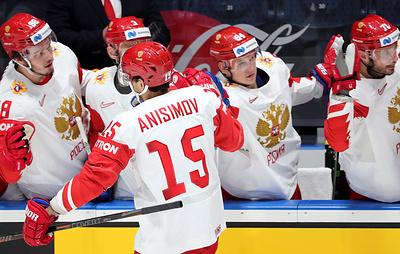 Россияне продолжают побеждать, определены шесть четвертьфиналистов ЧМ по хоккею