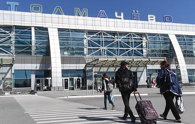 Новосибирский аэропорт в 2019 году планирует перевезти 7 млн пассажиров