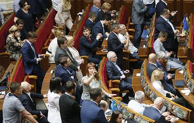 Верховный суд Украины зарегистрировал иск против указа президента о роспуске Рады