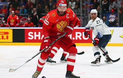 Ковальчук: российские хоккеисты должны придерживаться своего стиля в течение игры