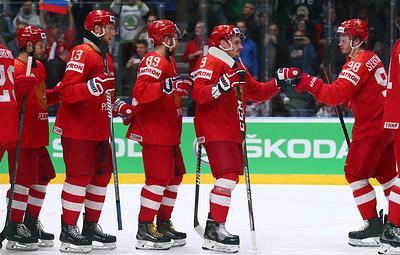 Не без проблем. Американцы выдали лучший матч на ЧМ, но сборная России вышла в полуфинал