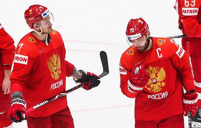 Сборная России сыграет с командой Чехии в матче за бронзу чемпионата мира по хоккею