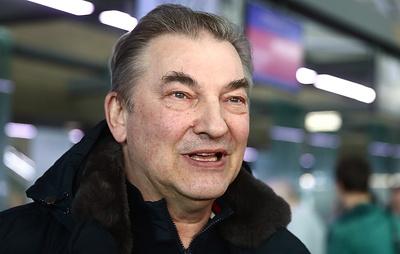 Третьяк заявил что российские команды по хоккею провели удачный сезон