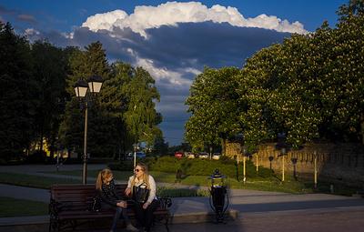 Арт-объекты, национальные подворья и концерты: Ставрополь встречает Студвесну ШОС и БРИКС