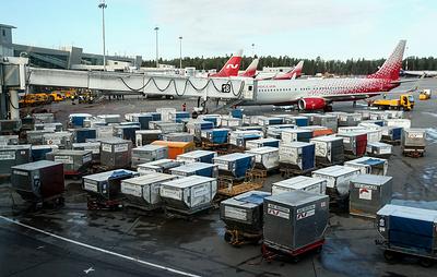 В аэропорту Шереметьево объяснили задержки с багажом