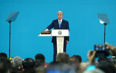 Новые подходы и верность традициям. Президент Казахстана Токаев принес присягу