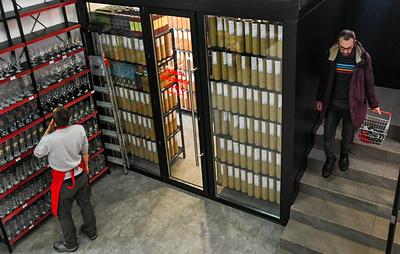 Минфин РФ летом повторно внесет законопроект об онлайн-торговле алкоголем