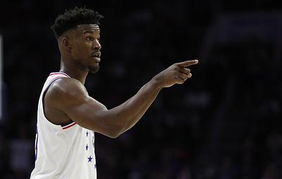 """Баскетболист """"Филадельфии"""" Батлер собирается стать свободным агентом"""