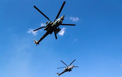 Свыше 100 самолетов и вертолетов будут задействованы в учениях в Южном военном округе
