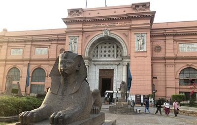 Евросоюз выделяет €3 млн на модернизацию Египетского национального музея в Каире