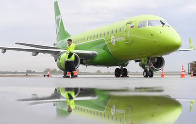 Прокуратура оштрафовала S7 за повышение температуры в салоне самолета до 45 градусов