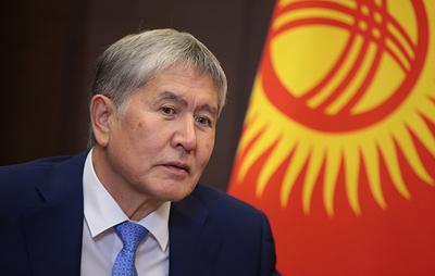 Парламент Киргизии выдвинул обвинения в адрес экс-президента страны Атамбаева