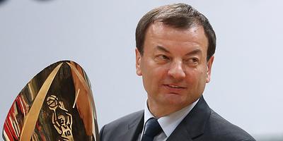 Президент Единой лиги ВТБ: приятно, что по силе нас ставят на второе-третье место в Европе