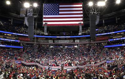 Американцы обеспокоены вмешательством других стран в выборы президента