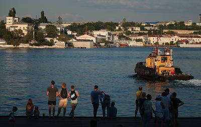 История введения санкций ЕС в отношении Крыма и Севастополя