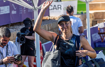 Шарапова проиграла Кербер во втором раунде турнира WTA в Испании
