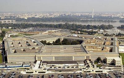 Пентагон опубликовал карту маршрута полета сбитого Ираном беспилотника США