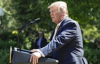 Трамп заявил, что США готовы были нанести удар по трем иранским объектам