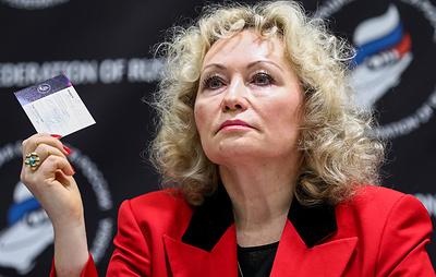 Глава Федерации бобслея РФ Аникина хотела, чтобы Олимпиада-2026 прошла в Швеции
