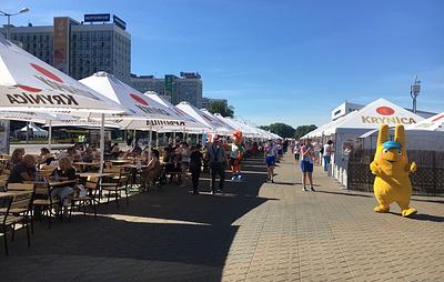 Гастрономический рай. Какой едой балует Минск гостей Европейских игр