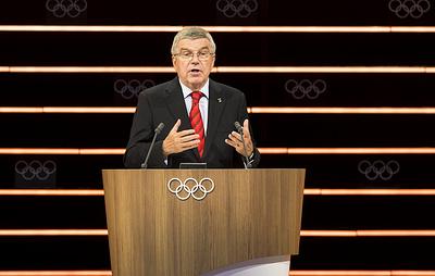 Бах заявил, что власти Сенегала сотрудничают с Францией по делу бывшего главы IAAF Диака