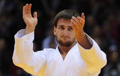 Российские дзюдоисты завоевали золото среди смешанных команд на Европейских играх