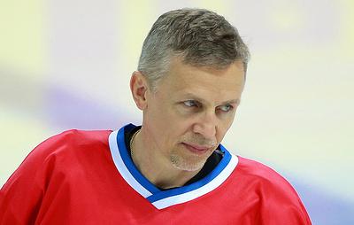 Ларионов: член Зала славы Зубов своими действиями облегчал жизнь нападающим
