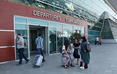 В Грузии остается 930 организованных туристов из России